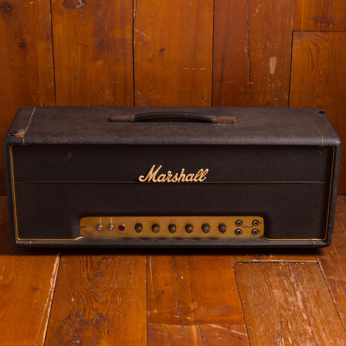 Marshall 1969 JMP Plexi Bass Bass Modded 1969