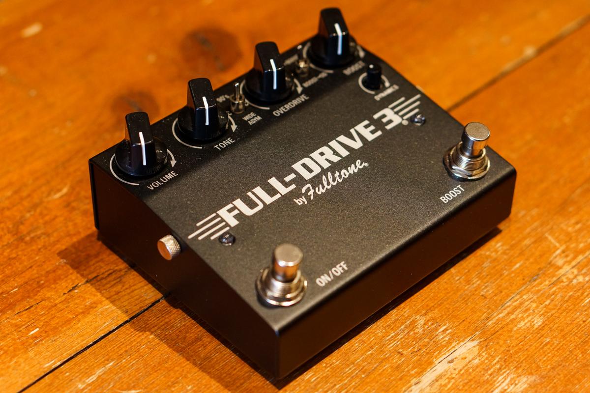 Fulltone Fulldrive III