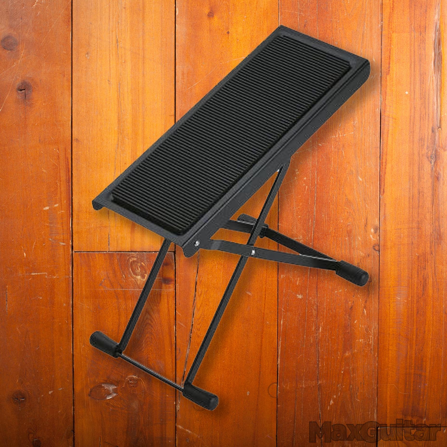 Konig & Meyer 14670 voetenbank zwart