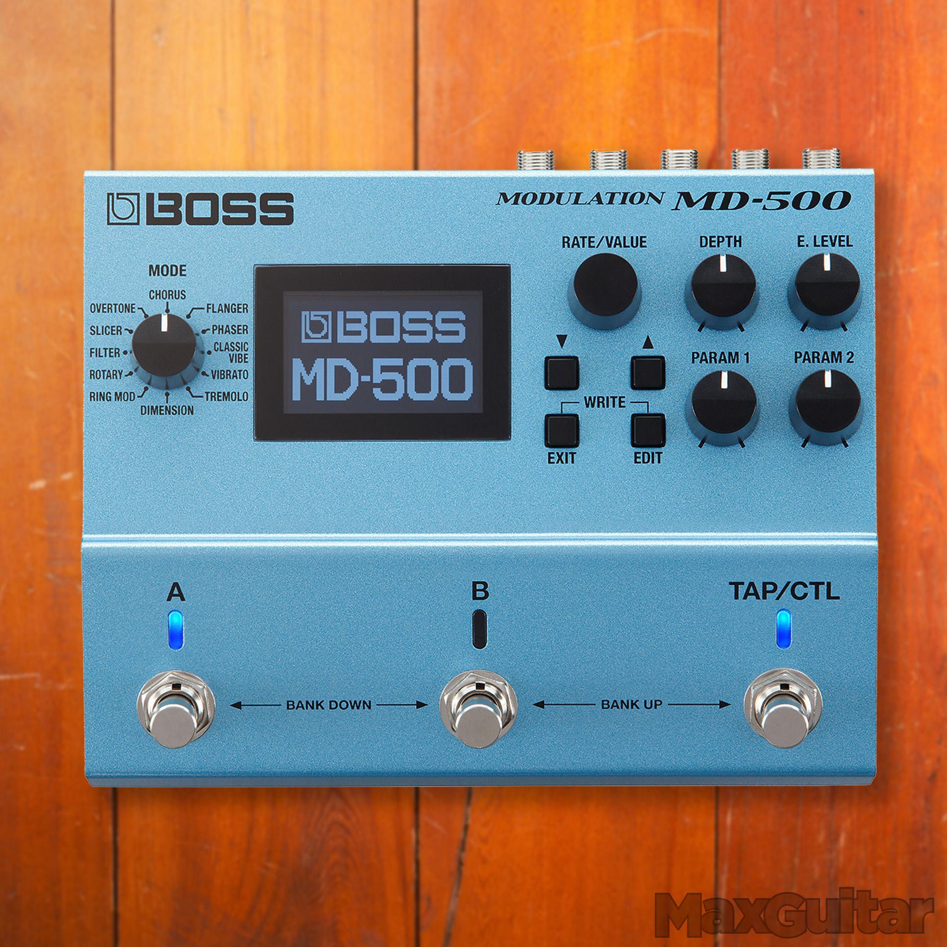 BOSS MD 500 Digital Modulation