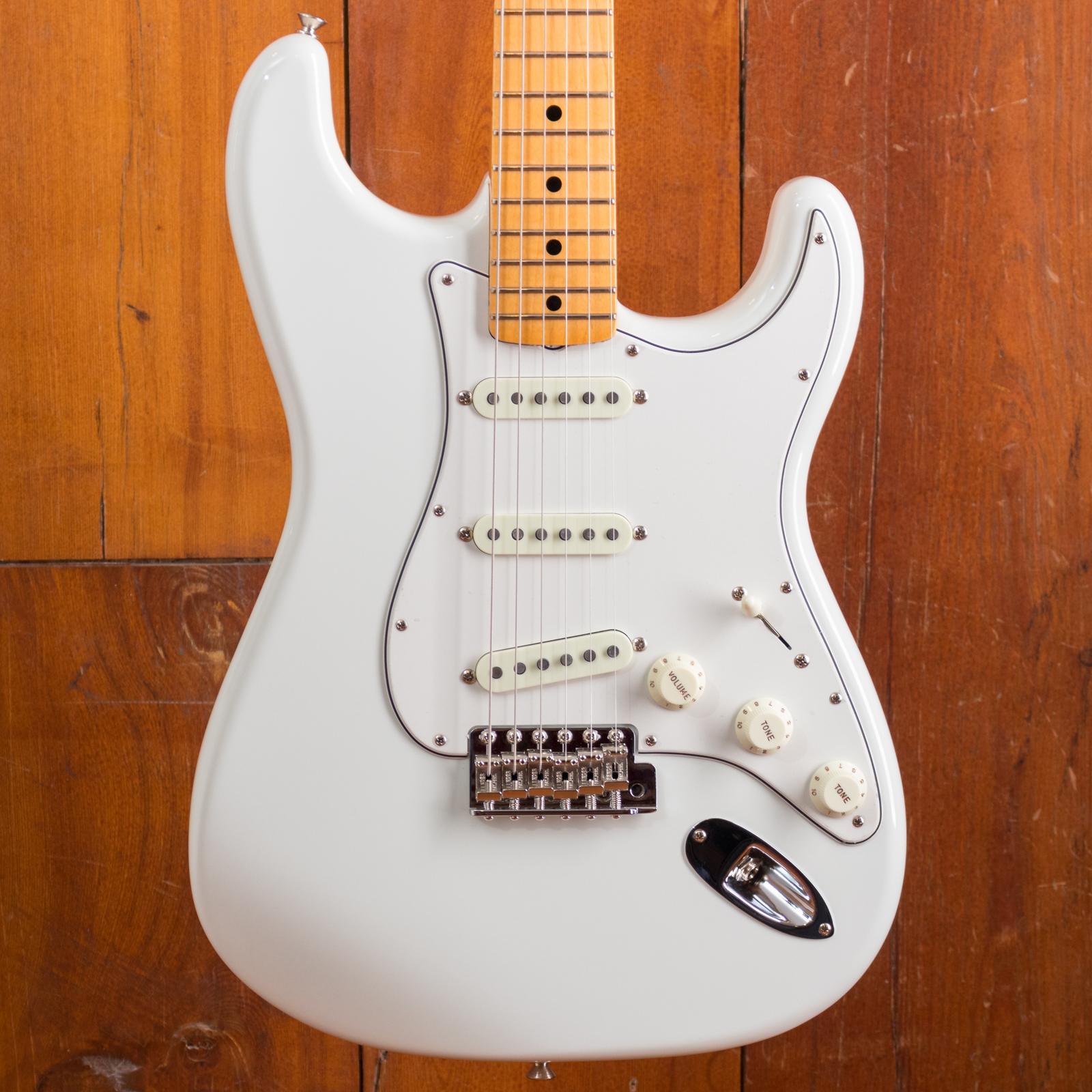 Fender CS Jimi Hendrix Voodoo Child Strat JRN-CC Olympic White