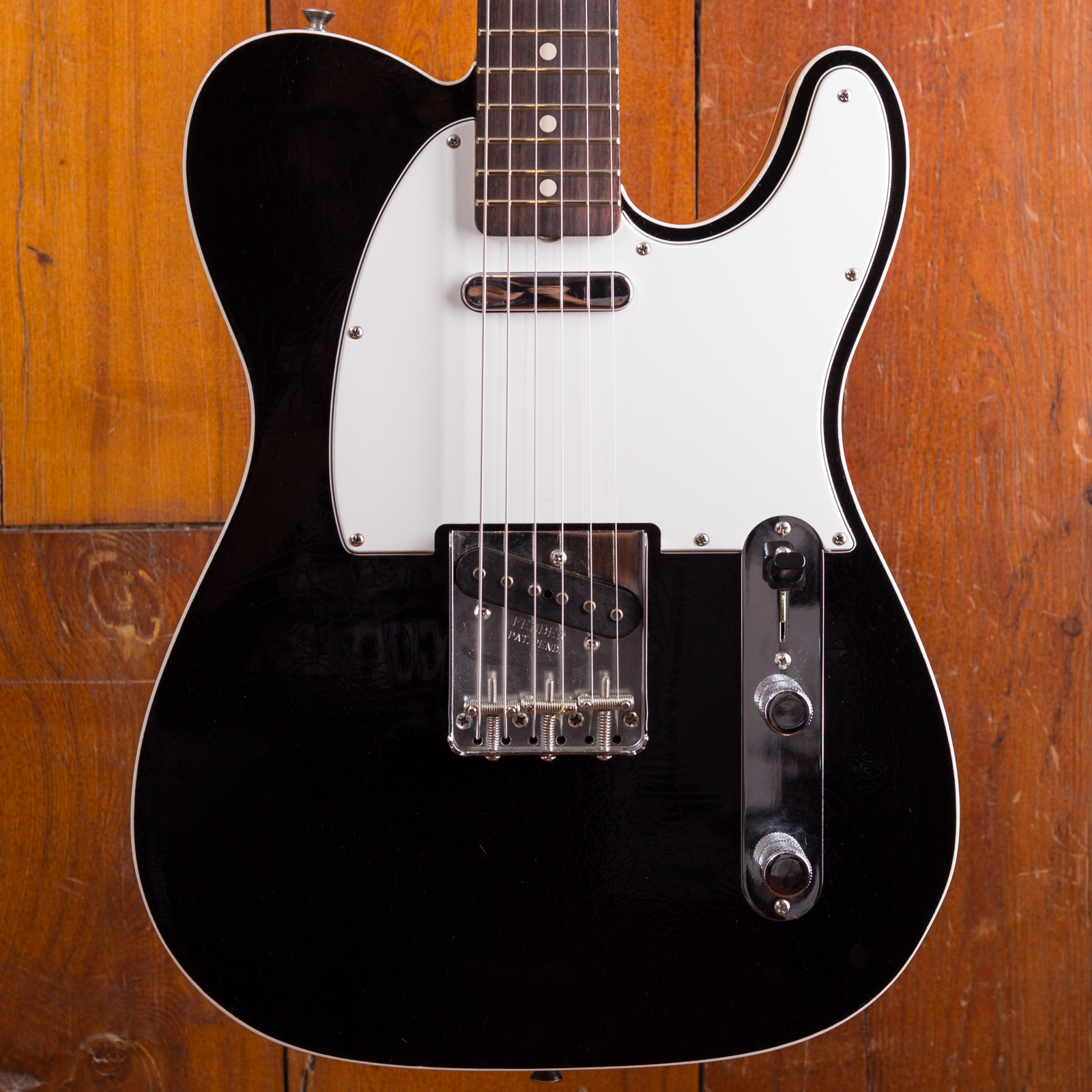 Fender CS 1961 Custom Telecaster Closet Classic Black