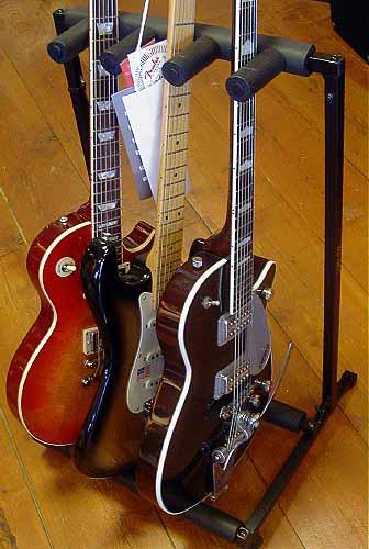 RTX 3GN rek voor 3 gitaren