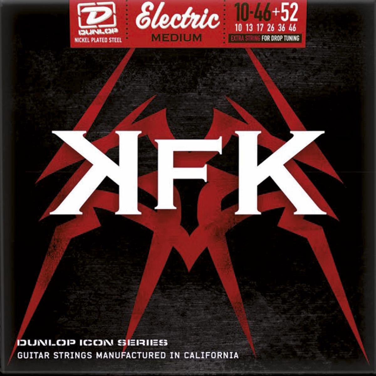 Dunlop KKN1052 Kerry King snarenset voor elektrische gitaar