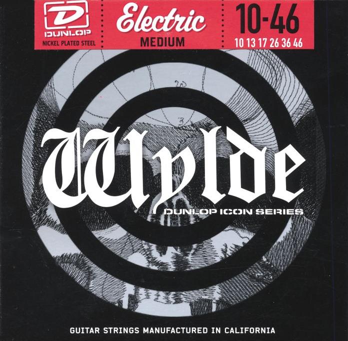 Dunlop ZWN1046 Zakk Wylde snarenset voor elektrische gitaar