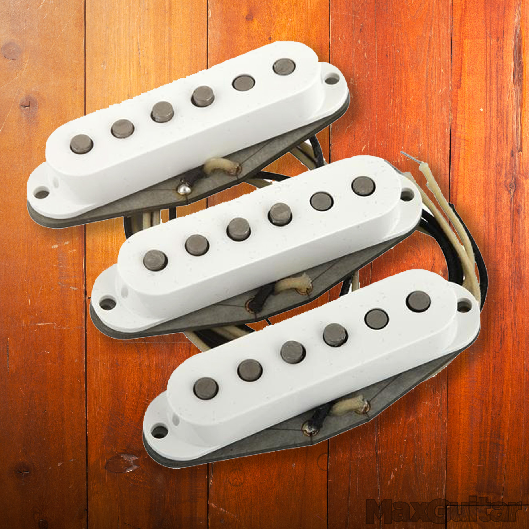 Fender Custom Shop Custom '69 Stratocaster Pickups (set van 3)