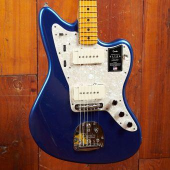 Fender American Ultra Jazzmaster Maple Neck Cobra Blue