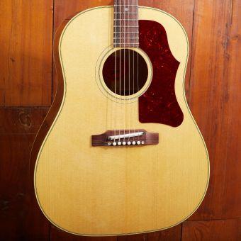 Gibson 60's J-50 Original, Adj Saddle Antique Natural