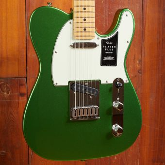 Fender Player Plus Telecaster MN Cosmic Jade