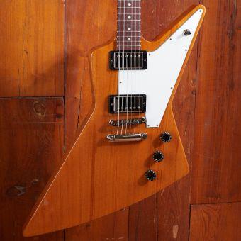 Gibson Explorer, Antique Natural