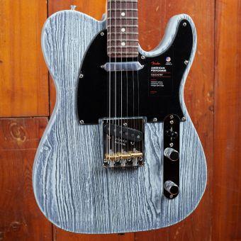 Fender Limited Edition 'Sandblasted' Tele USA Performer – Daphne Blue US210001104