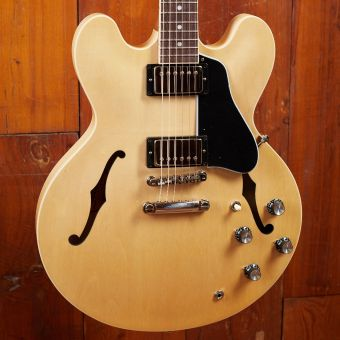Gibson ES-335, Satin Vintage Natural