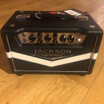 Jackson Ampworks Britain 30 head