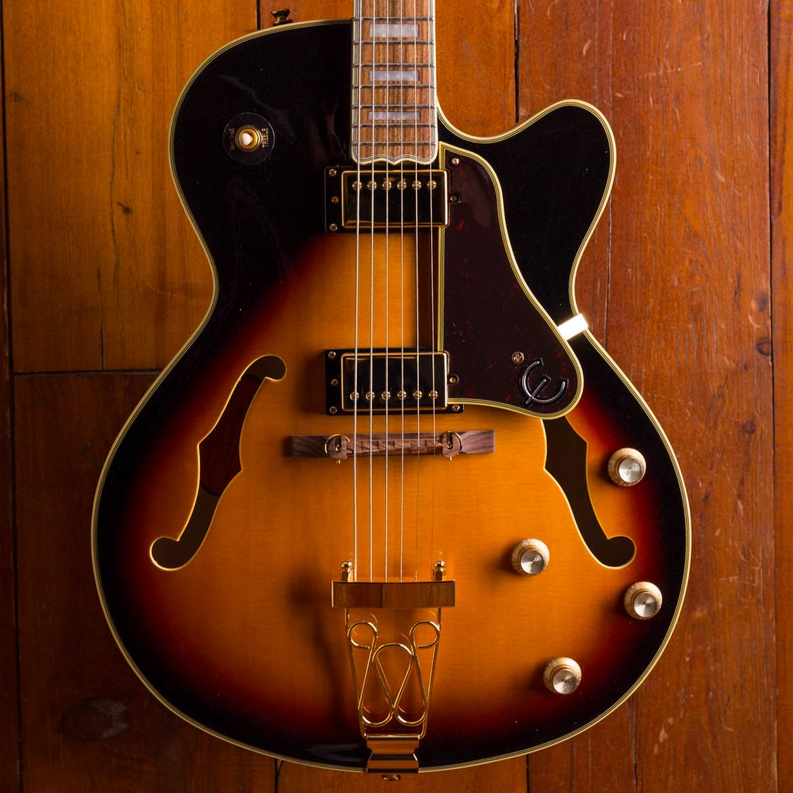 Epiphone Joe Pass Emperor II PRO VS