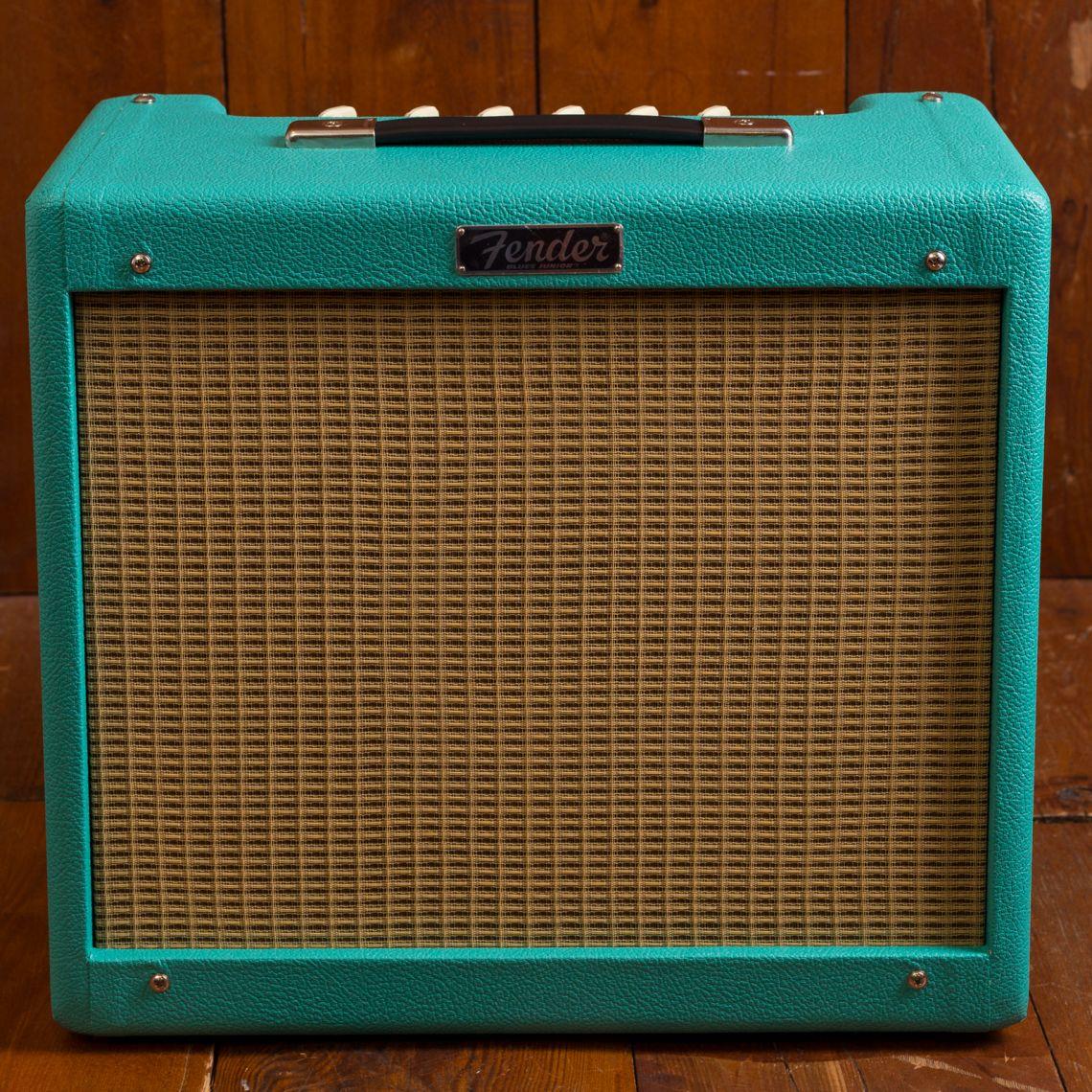 Fender Blues Junior IV Seafoam Green