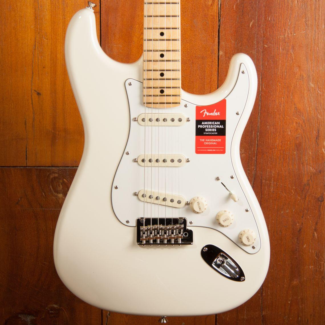 USA Fender Stratocaster Strat GUITAR KNOBS Volume Tone White American Special