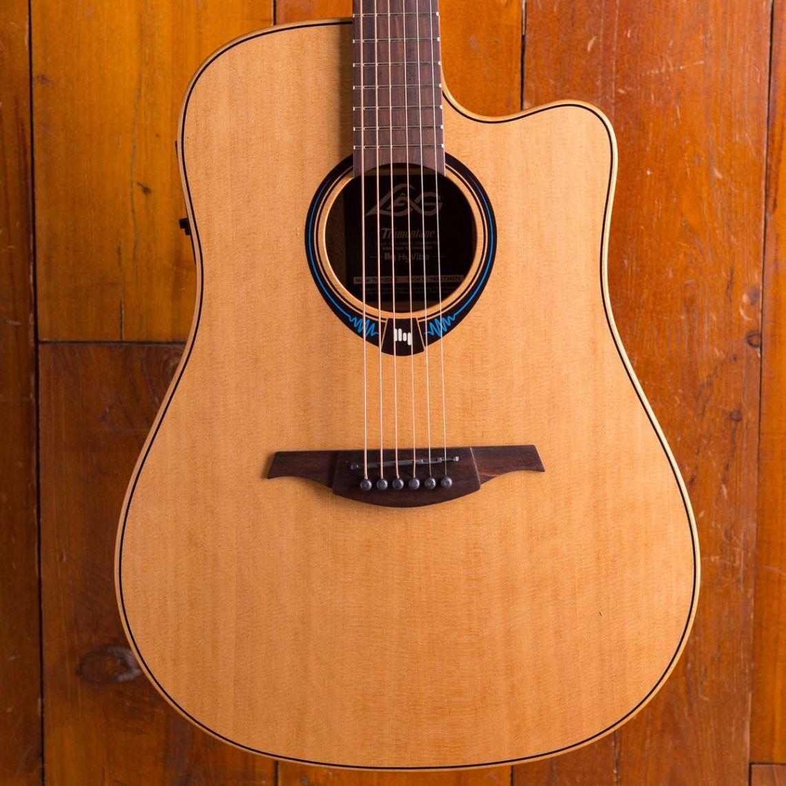 Tramontane Hyvibe 10 Satin Lag Max Guitar Max Guitar