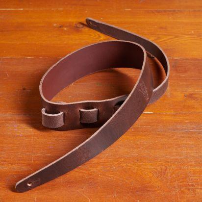 Liams Leather Max Strap Brown