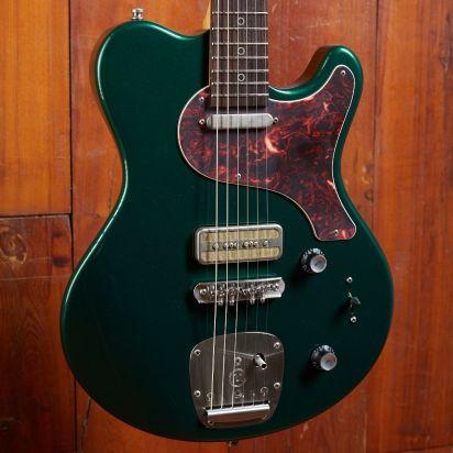 Nik Huber Piet Cadillac Green Metallic