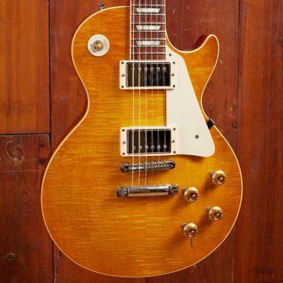 Gibson CS 1959 Les Paul Hardrock Maple Lemonburst