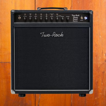 Two-Rock Classic Reverb Signature 40/20 Watt Combo Black