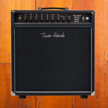 Two-Rock Classic Reverb Signature 50 Watt combo Black