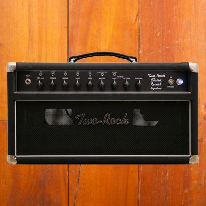 Two-Rock Classic Reverb Signature 40/20 Watt Head Black
