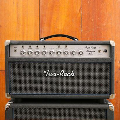 Two-Rock Bloomfield Drive 100/50 Watt Head Slate Grey