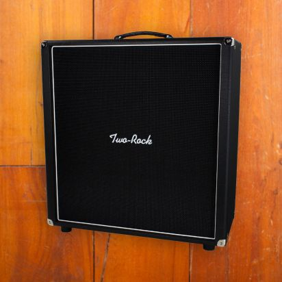 Two-Rock 4x10 Speaker Cabinet Black Bronco