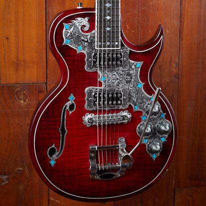 Teye JazzCat Emperor Radiant Red
