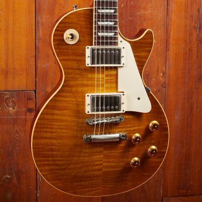 Gibson CS 1958 Les Paul, AAA top, Lemon Drop