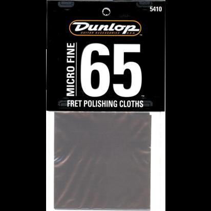 Dunlop 5410 Micro Fine 65 Fret Polishing Cloth
