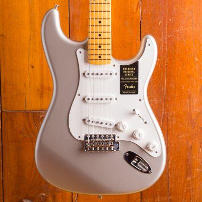 Fender American Original 1950s Strat Maple Neck, Inca Silver
