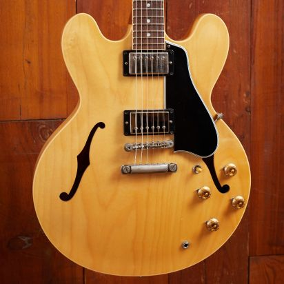 Gibson CS 1959 ES 335 Antique Natural Finish, Custom Shop