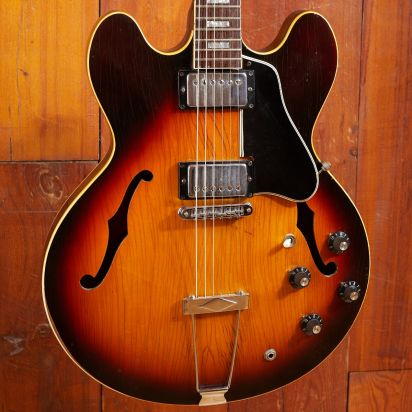 Gibson 1967 ES 335 Sunburst