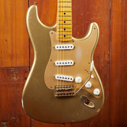 Fender CS 1956 Stratocaster Relic HLE