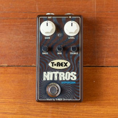 T-Rex Effects & Powersupplies Nitros