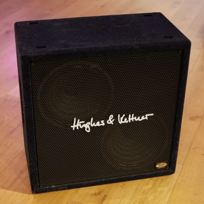 Hughes & Kettner Rockdriver 2x12 (note: pickup only or add shipping)