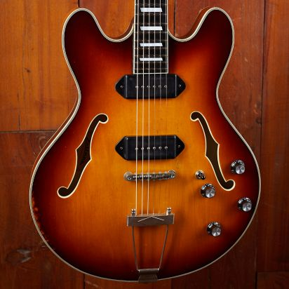 Eastman T64/vtt Antique Goldburst
