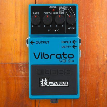 BOSS VB-2W Waza Craft Vibrato