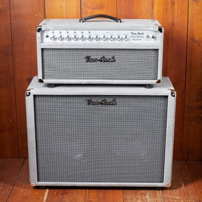Two-Rock Silver Sterling Signature 100/50W Head+212 Cab