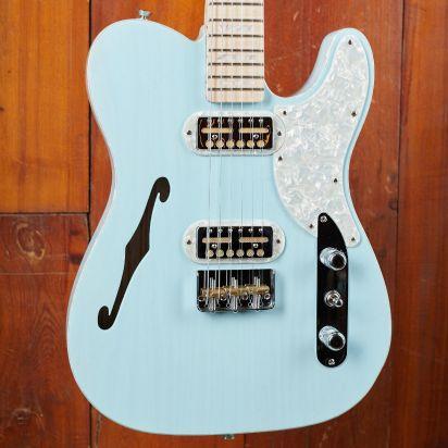 Fender Parallel Universe Volume II Tele Magico Trans Daphne Blue