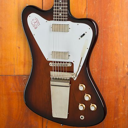 Gibson 1965 Non-Reverse Firebird V w/ Maestro VOS VS