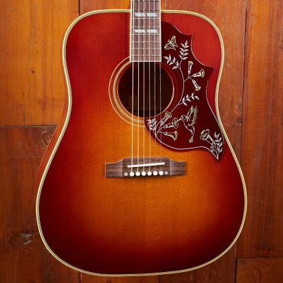 Gibson 1960 Hummingbird, Fixed Bridge Heritage Cherry Sunburst