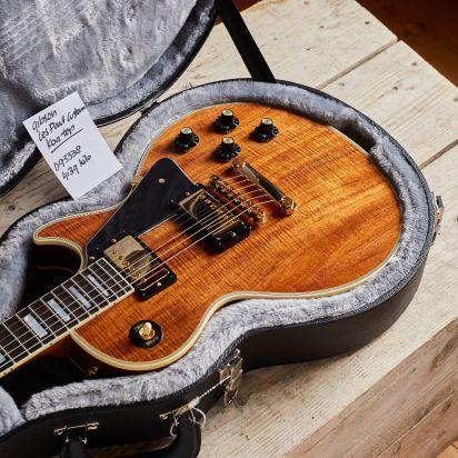 Gibson CS 1968 Les Paul Custom Koa