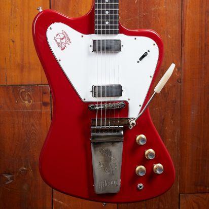 Gibson CS 1965 Non-Reverse Firebird V, Cardinal Red