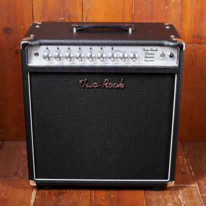 Two-Rock Classic Reverb Signature 40/20 Watt Combo Black