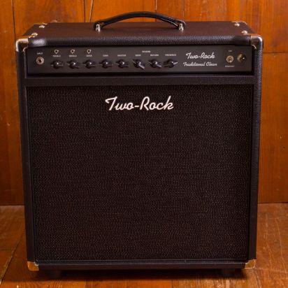 Two-Rock Traditional Clean 40/20W Combo Black Matrix Cloth