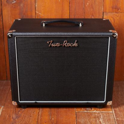 Two-Rock 1X12 Closed Back Cabinet Black Bronco
