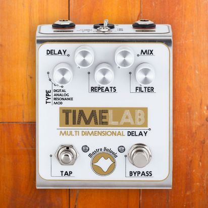 Mastro Valvola TimeLab - Multidimensional Delay